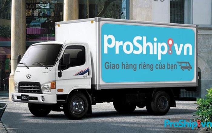 Dịch vụ chuyển nhà Proship tiết kiệm thời gian, tiền bạc, công sức