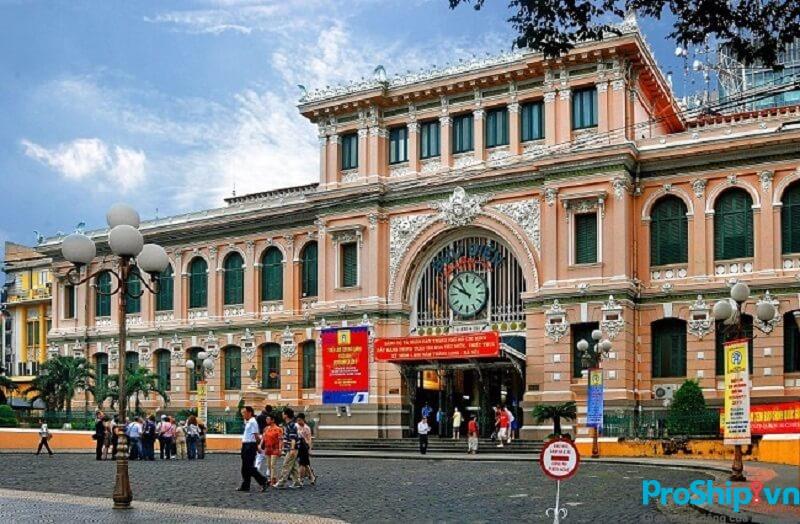 Dịch vụ chuyển phát nhanh Đà Nẵng đi Sài Gòn