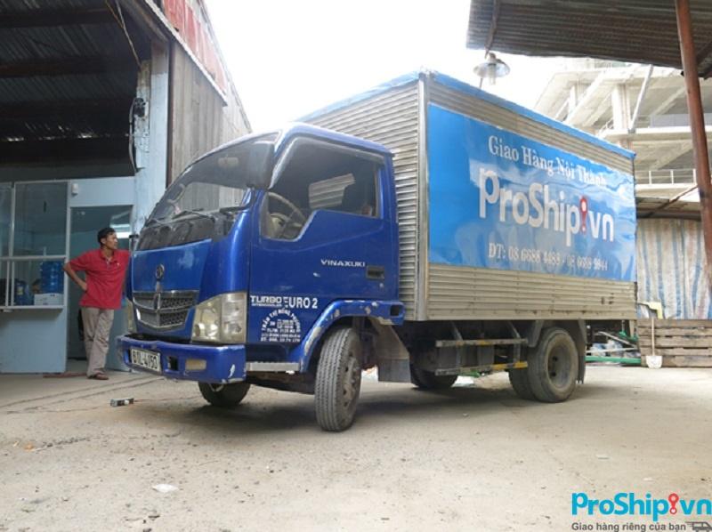 Nhận vận chuyển gửi hàng đi về huyện Tịnh Biên - Tri Tôn