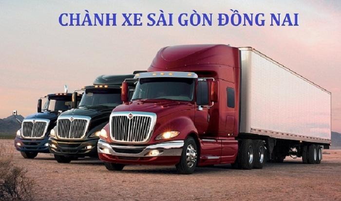 Chành xe Sài Gòn Đồng Nai