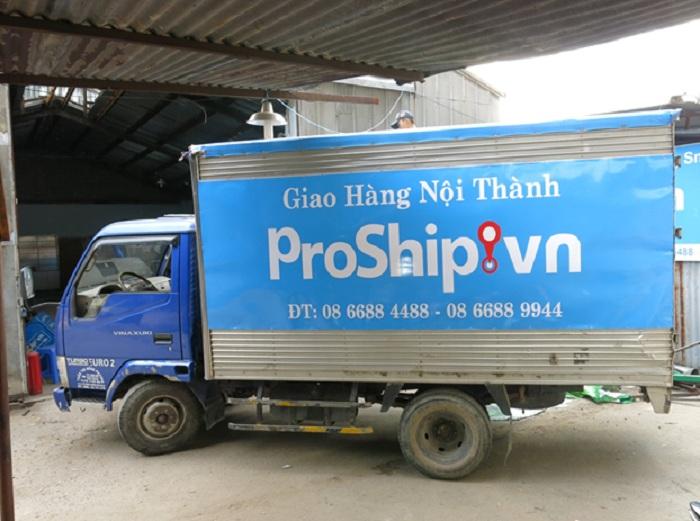 Dịch vụ cho thuê xe tải chở hàng ở TPHCM