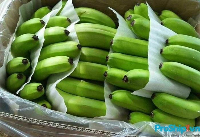 Tiêu chuẩn đạt chuẩn xuất khẩu của chuối Việt Nam hiện nay | Proship.vn