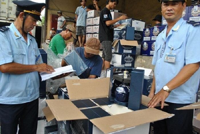 Dịch vụ nhận khai báo hải quan xuất khẩu sang Campuchia