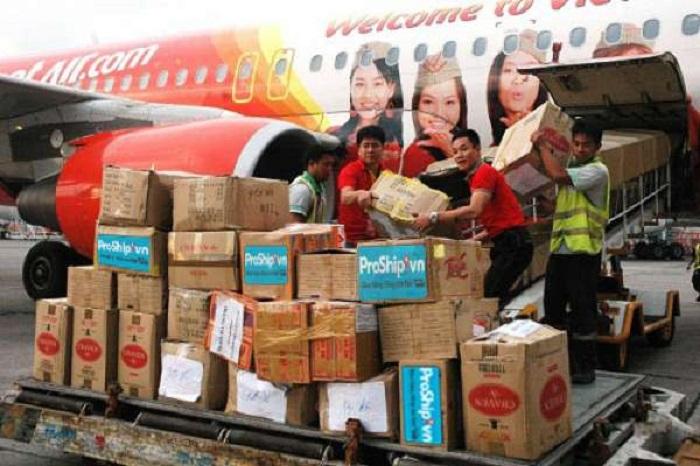 Giao hàng bưu kiện nhanh hỏa tốc bằng máy bay tại Đà Nẵng