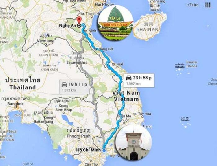 Dịch vụ vận chuyển hàng hóa 2 chiều Sài Gòn – Vinh