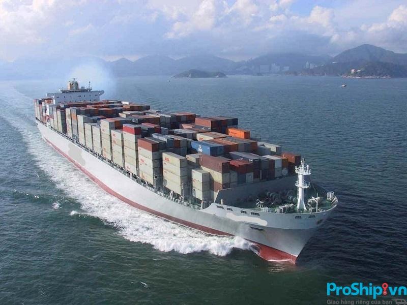 Proship cung cấp dịch vụ vận chuyển container bằng đường biển Bắc Nam