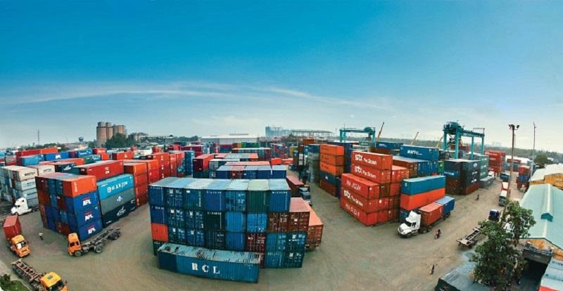 Bảng giá cước phí vận tải, chuyển hàng bằng container nội địa