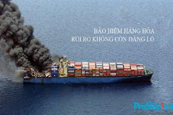 Có nên mua bảo hiểm hàng hóa vận chuyển bằng đường biển hay không?