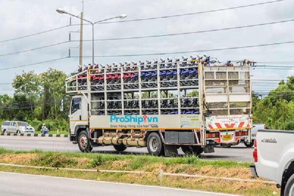 Dịch vụ vận chuyển gửi xe máy đi ra Hà Nội uy tín giá rẻ