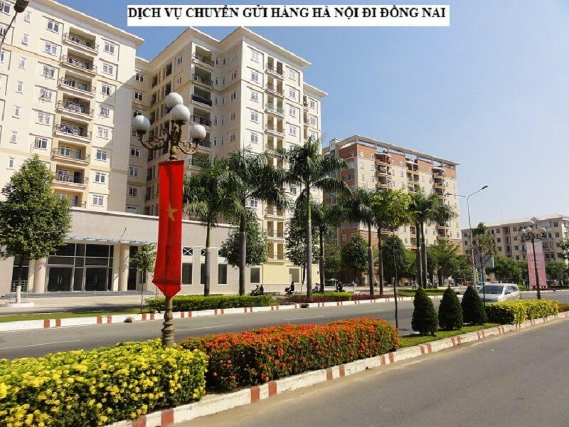 Dịch vụ vận chuyển gửi hàng từ Hà Nội đi vào Đồng Nai