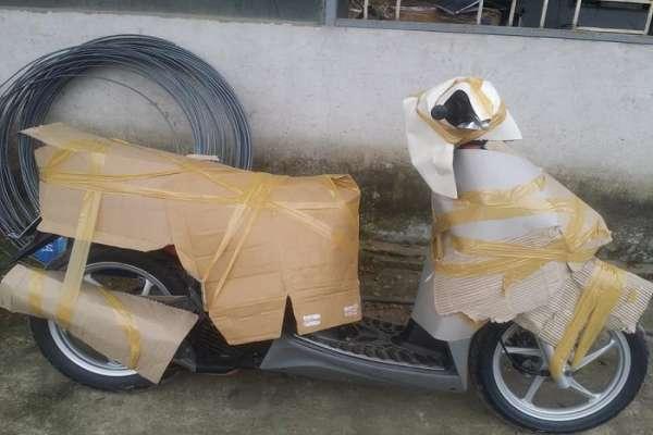 Nhận vận chuyển gửi xe máy từ Hà Nội đi vào Nha Trang