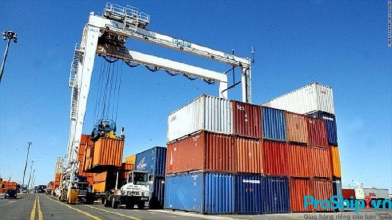 Dịch vụ vận chuyển thiết bị máy móc