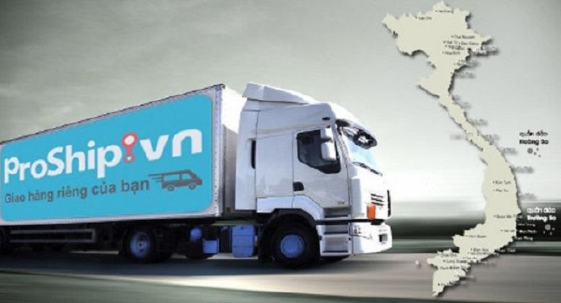 Dịch vụ vận chuyển gửi hàng từ Sài Gòn đi về Cần Thơ