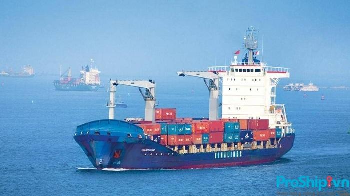 Vận chuyển đường biển phù hợp với những loại hàng hóa nào?