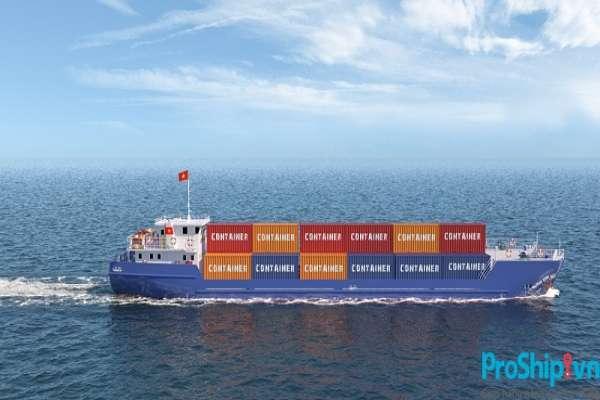 Dịch vụ vận chuyển hàng lẻ bằng container đường biển nội địa giá rẻ