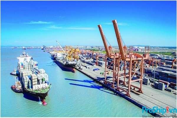Những quy định trong quá trình vận chuyển hàng hóa bằng đường biển