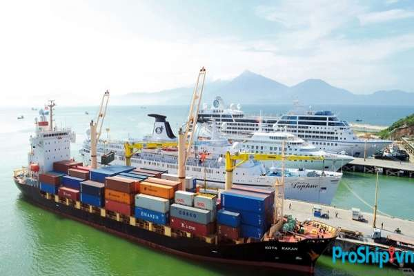 Dịch vụ vận chuyển hàng từ Sài Gòn đi Phú Quốc bằng đường biển