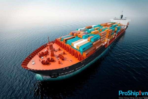 Những rủi ro phổ biến trong vận chuyển hàng hóa đường biển