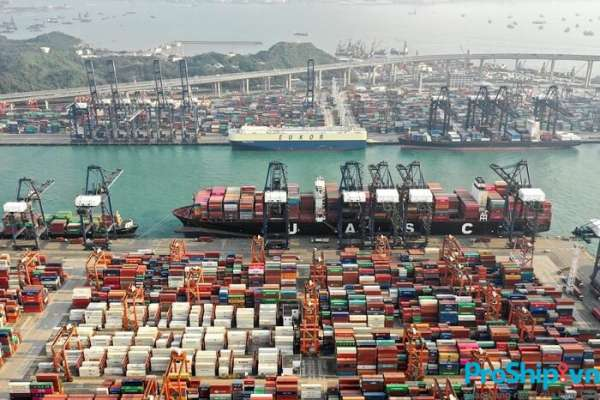 Tìm hiểu quy trình giao nhận hàng hóa trong vận chuyển đường biển