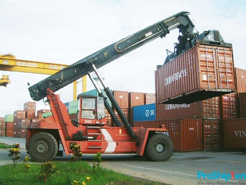 Dịch vụ vận chuyển hàng nguyên container bằng đường sắt Bắc Nam