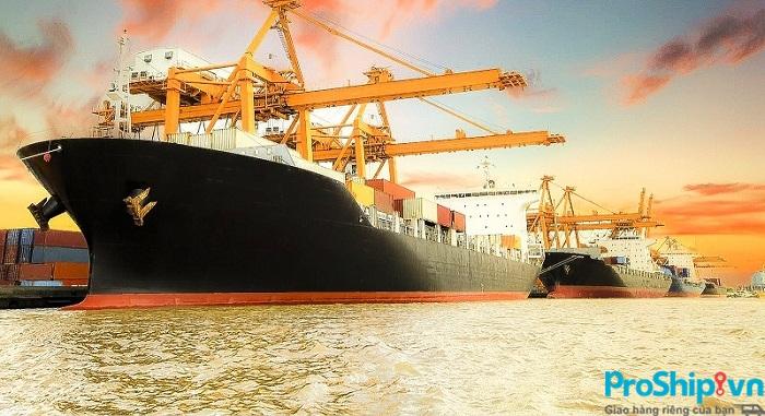 Những thuật ngữ thông dụng trong vận chuyển hàng hóa bằng đường biển