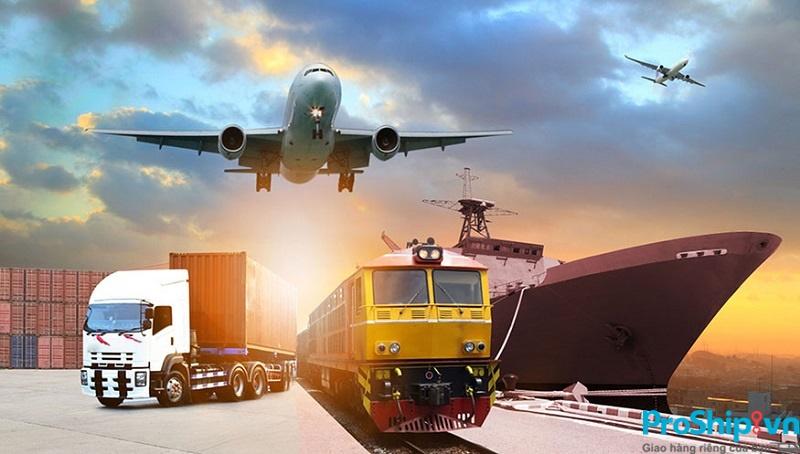 Tìm hiểu những mô hình vận tải đa phương thức ở nước ta hiện nay