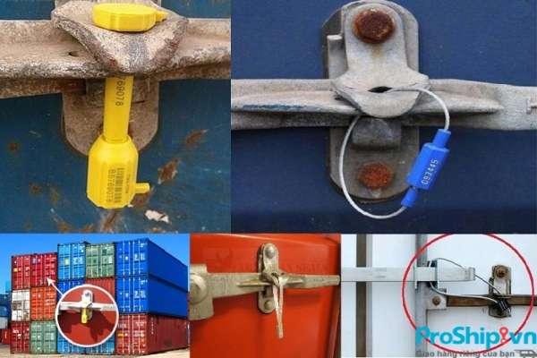 Seal Container là gì? Seal có vai trò thế nào trong vận chuyển Container?