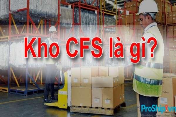 Kho CFS là gì? Giữa kho CFS và kho ngoại quan có những đặc điểm giống và khác nào?