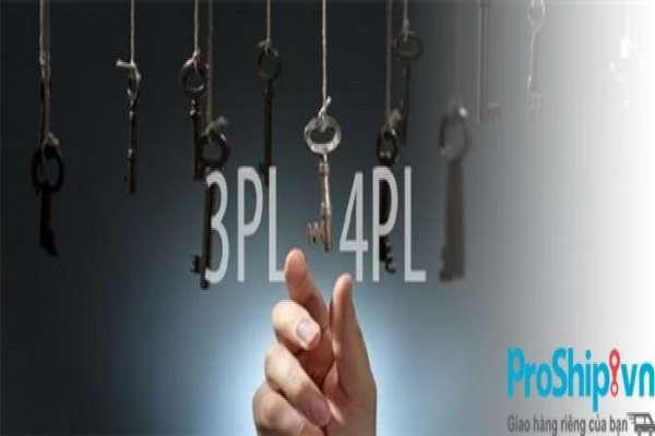 So sánh 3PL và 4PL. 3PL và 4PL có những điểm khác nhau và giống nhau thế nào?