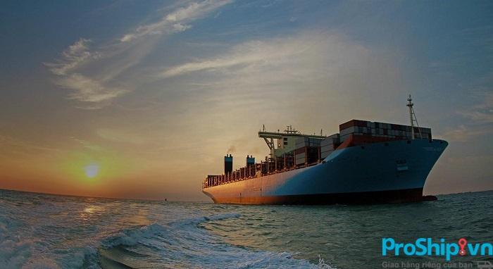 Dịch vụ gửi hàng từ TPHCM đi Trung Quốc bằng Container uy tín, giá rẻ