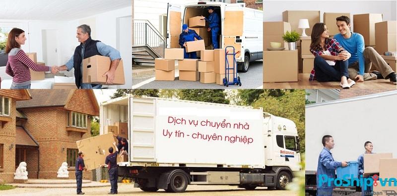 Dịch vụ chuyển nhà từ Hà Nội vào Đà Nẵng bằng Container giá rẻ, uy tín