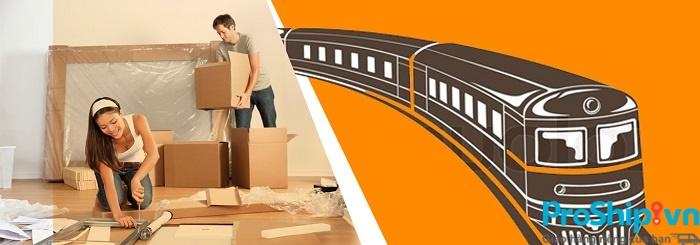 Nhận chuyển nhà từ TPHCM ra Hà Nội bằng Container thuận tiện, nhanh gọn