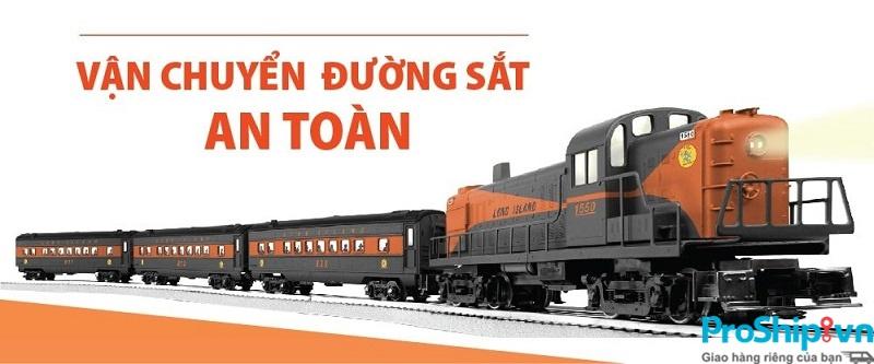 Dịch vụ vận chuyển Container bằng đường sắt Bắc Nam