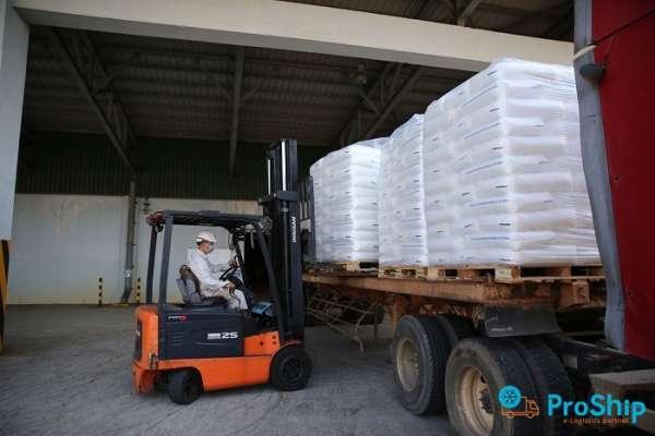 Proship nhận vận chuyển hạt nhựa tuyến Bắc Nam bằng Container