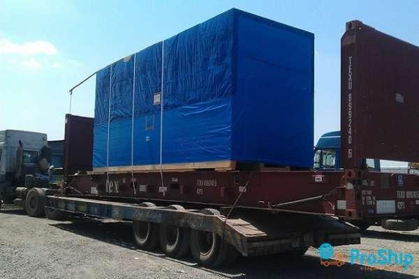 Dịch vụ vận chuyển hàng dự án, trưng bày giá rẻ, uy tín toàn quốc