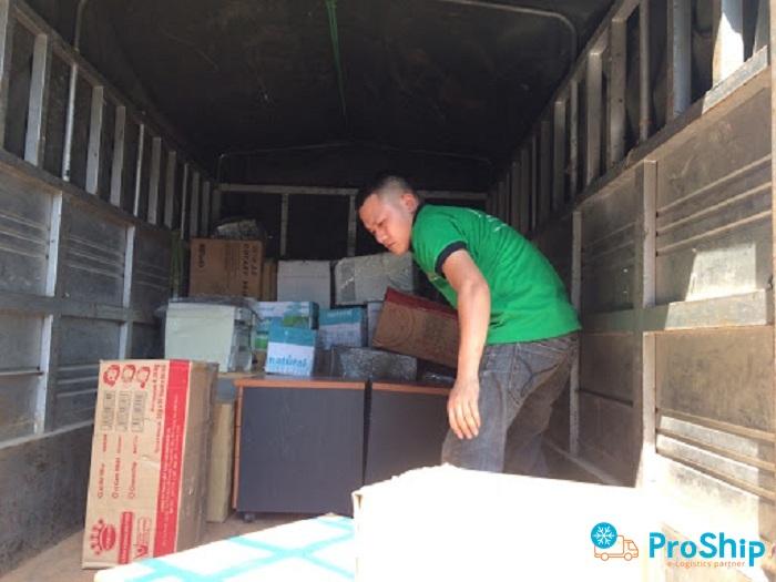 Dịch vụ vận chuyển đồ dùng gia đình số lượng lớn giá rẻ, uy tín