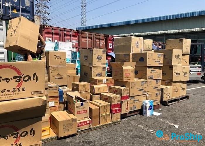 Proship nhận vận chuyển hàng Tiêu Dùng toàn quốc giá rẻ, uy tín