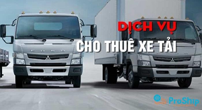 Proship.vn cung cấp xe chở Dưa Hấu Bắc Nam giá tốt