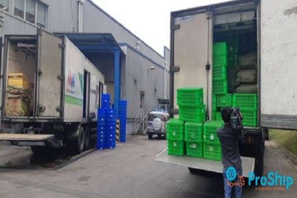 Dịch vụ vận chuyển hàng đông lạnh cho siêu thị nhanh chóng tại TPHCM