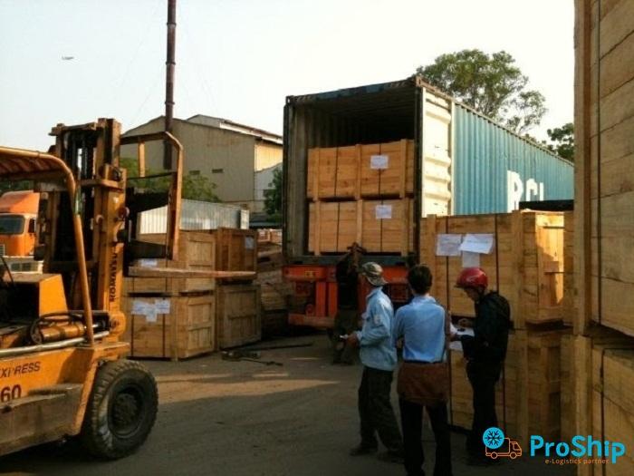 Dịch vụ nhận chuyển hàng đi KCN Sóng Thần nhanh chóng, giá rẻ
