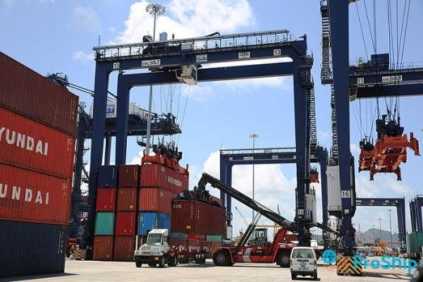 Quy trình xếp dỡ hàng hoá tại cảng biến diễn ra thế nào?