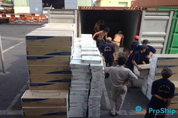 Proship nhận vận chuyển hàng điện lạnh trên toàn quốc giá rẻ