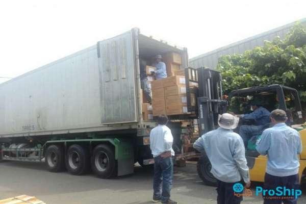 Proship nhận chở hàng đi KCN Liên Chiểu từ TPHCM nhanh chóng, an toàn, giá rẻ