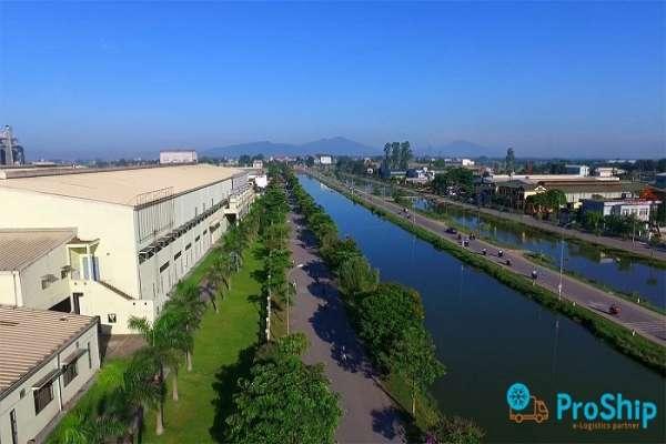 Dịch vụ vận chuyển hàng hóa đi KCN Phú Nghĩa từ TPHCM, Đà Nẵng, Đồng Nai