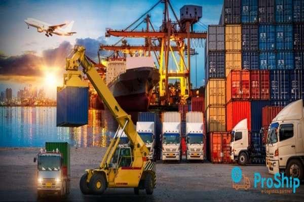 Proship nhận gửi hàng xuất khẩu đến cảng Đà Nẵng chuyên nghiệp và an toàn