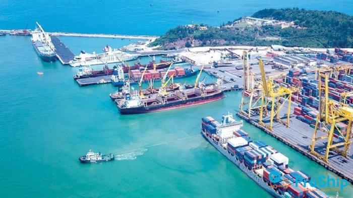 Dịch vụ chuyển hàng xuất khẩu tới cảng Dung Quất nhanh chóng, giá rẻ