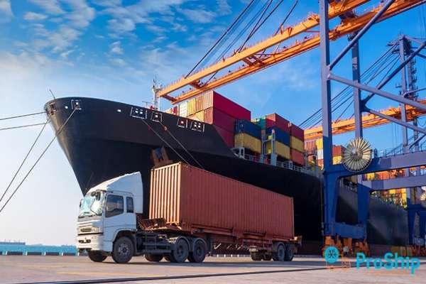 Dịch vụ gửi hàng xuất khẩu tới cảng Vũng Áng tốt nhất hiện nay