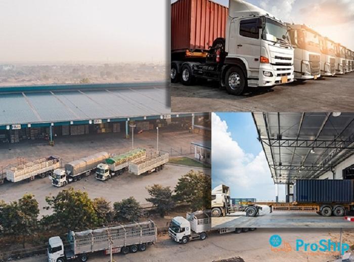 Dịch vụ chuyển hàng tới KCN Vsip Bắc Ninh nhanh chóng, an toàn, giá rẻ