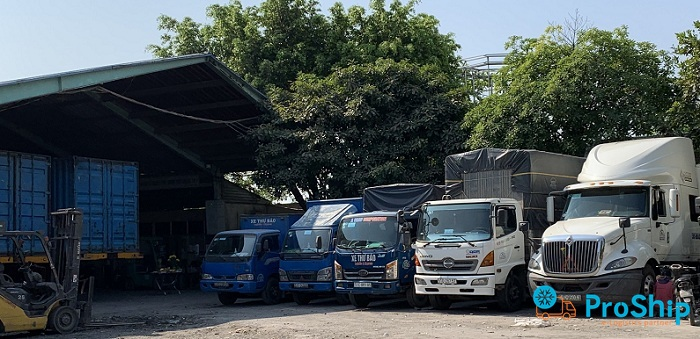Hỗ trợ chuyển hàng tới KCN Yên Phong - Bắc Ninh uy tín, giá thành cạnh tranh