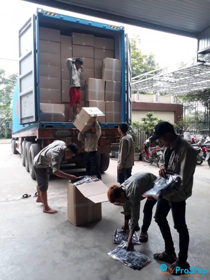 Chành xe vận tải Sài Gòn Trà Vinh uy tín, chất lượng và giá rẻ hiện nay